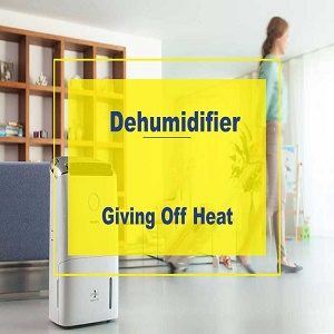 dehumidifier-giving-off-heat